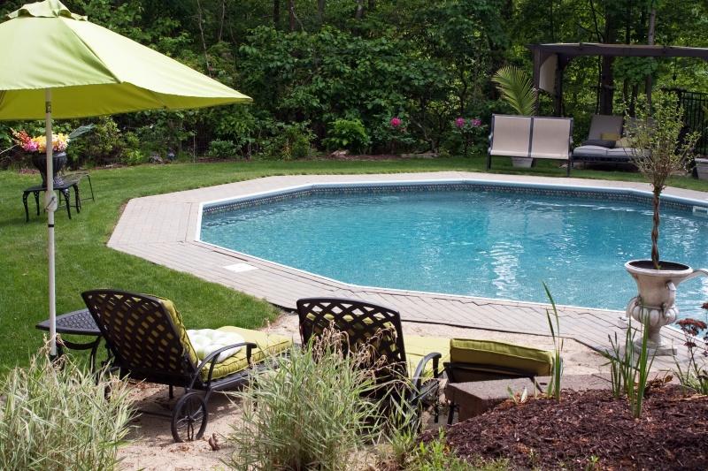 Zwembad in de tuin aanleggen infobron