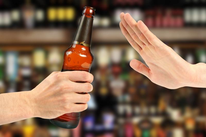 stoppen met alcohol verschijnselen