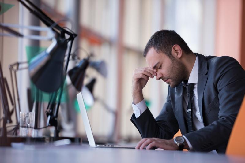 gevolgen langdurige stress