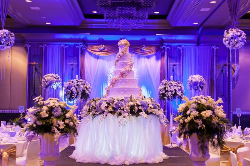 Bruiloft decoratie mogelijkheden - Decoratie stijl van de bergen ...