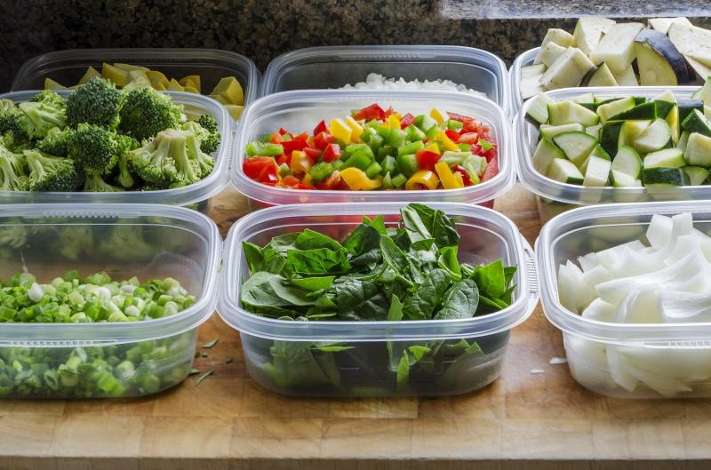 zwanger rauwe groenten