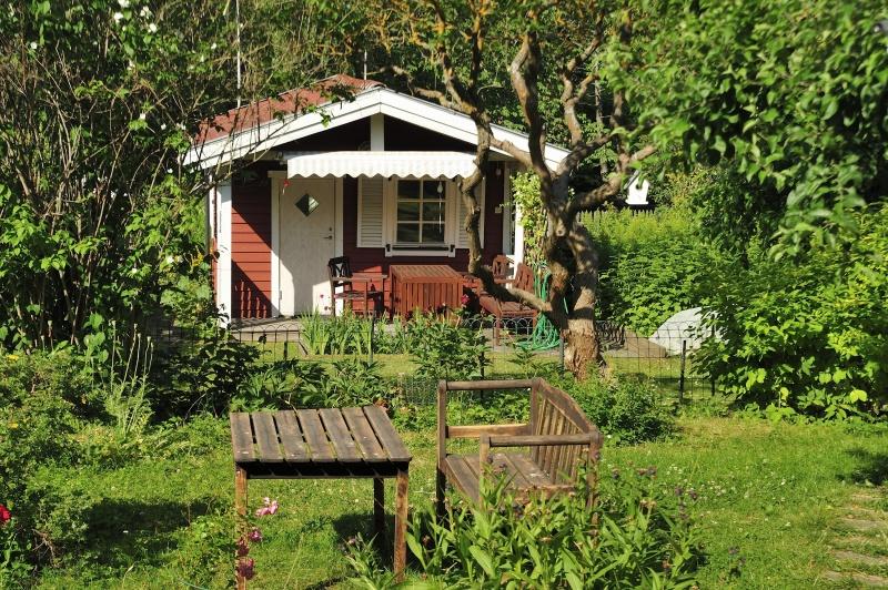 Zelf Tuinhuis Bouwen : Een tuinhuis bouwen infobron