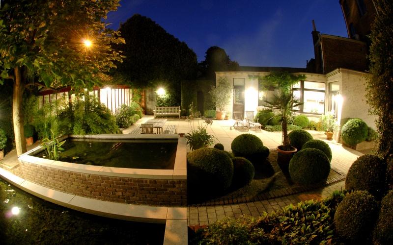 Grote Moderne Tuin : Moderne tuinen van deze tijd infobron