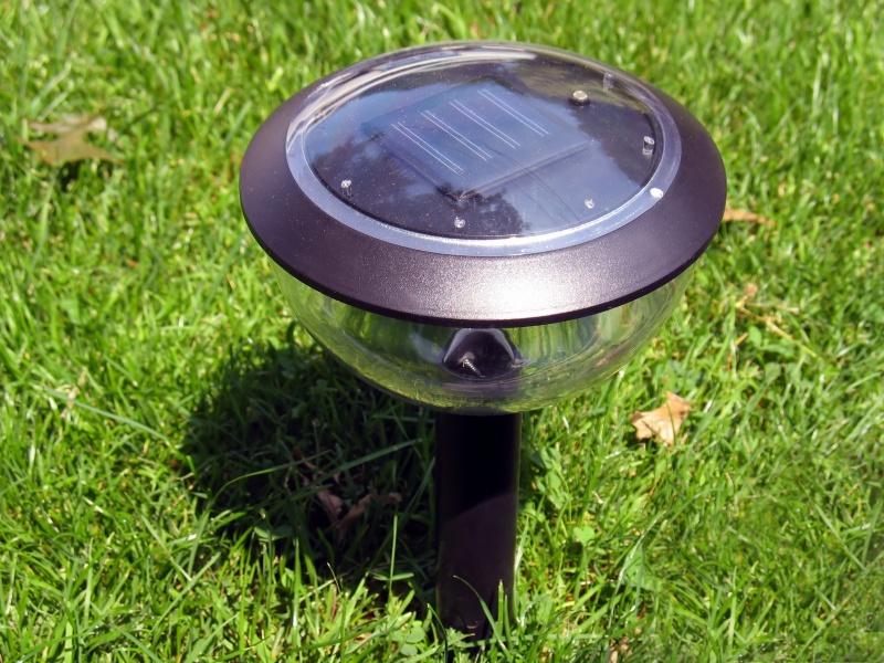 Lampen Op Zonnecellen : Tuinverlichting op zonne energie infobron