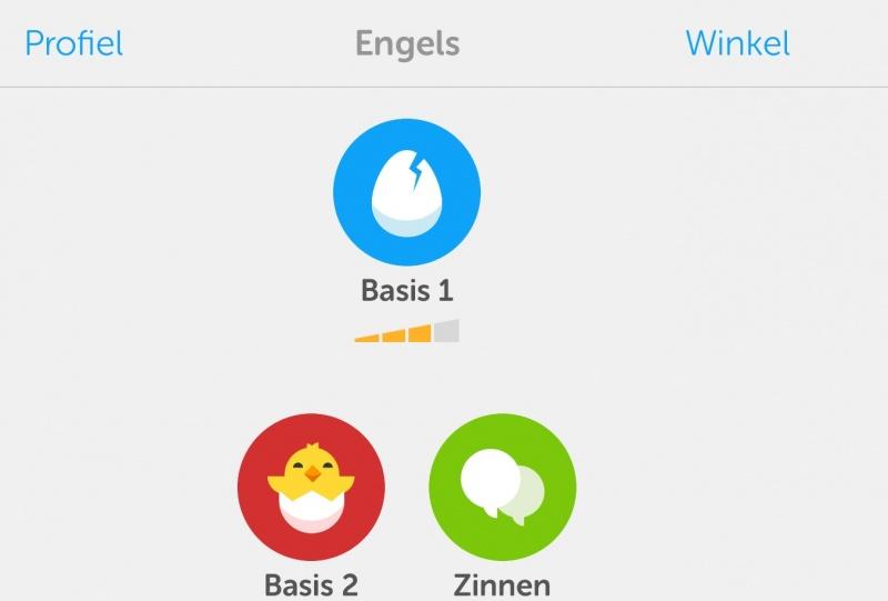 spelenderwijs een taal leren met de app duolingo | infobron.nl