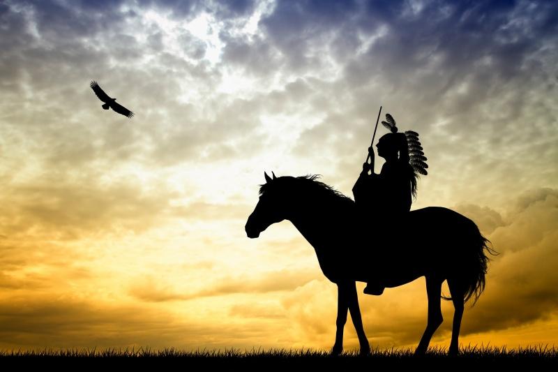Wat zijn de kenmerken van cowboys en indianen? | infobron.nl